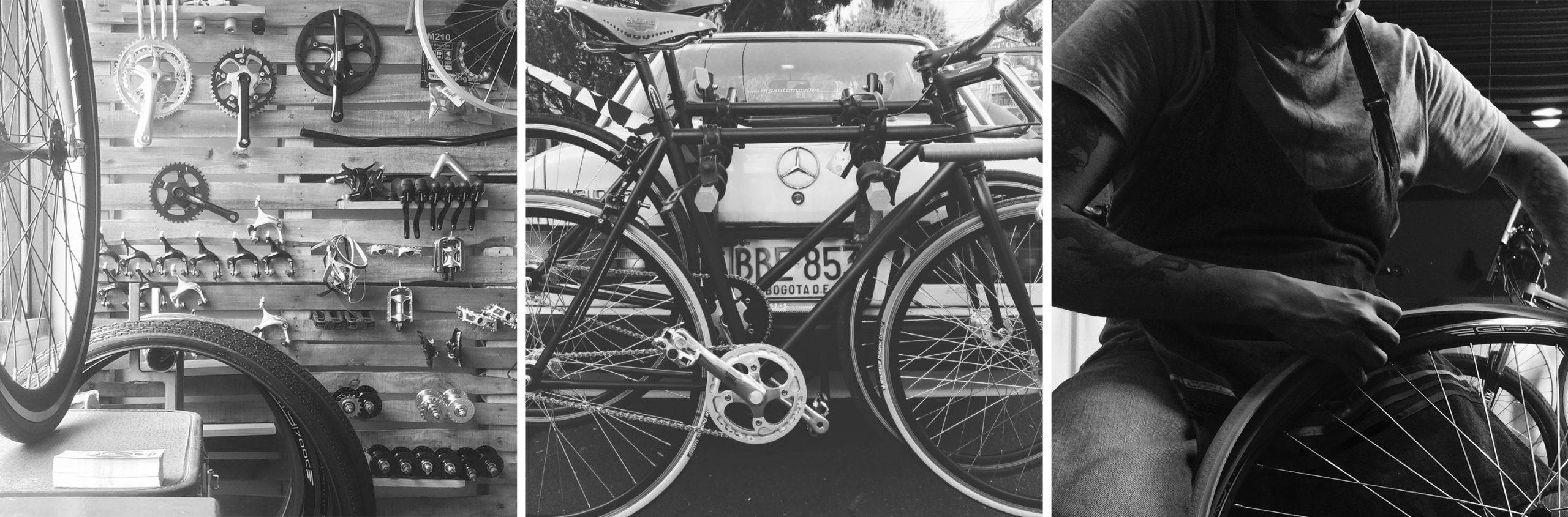 Taller de bicicletas fixed en bogotá