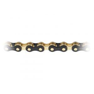 Izumi Eco cadena dorada con negro