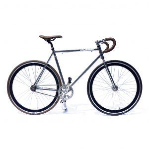 Bicicleta fixie manubrio drop